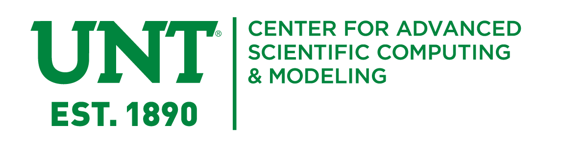 Center for Advanced Scientific Computing and Modeling Logo